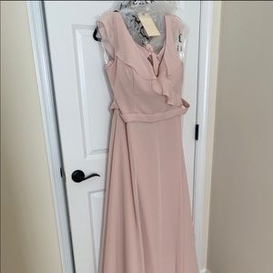 21527 Morilee Blush Bridesmaid Dress